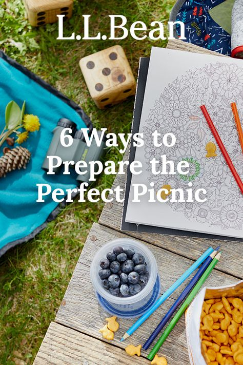 It's picnic season! ☀️ Here are some of our favorite tips to make your next picnic the best yet.