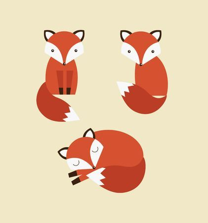 123rf Millions Of Creative Stock Photos Vectors Videos And Music Files For Your Inspiration And Projects Fox Illustration Cute Fox Fox Collection