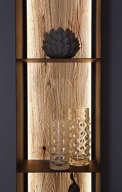 Hartmann Massivholzmöbel - Modellreihe TALIS - Galerie Details - wohnzimmermobel weis