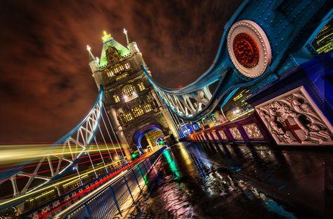 Tower Bridge from #treyratcliff  - - photo from #treyratcliff Trey Ratcliff at http://www.StuckInCustoms.com