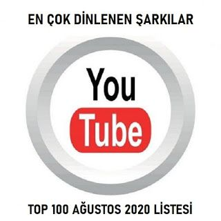 Full Album Indir 2020 Youtube Top 100 Turkce Listesi Agustos 2020 Album 2020 Album Youtube Sarkilar