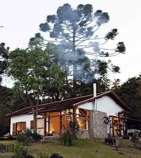 Casas Lindas - Conheça 45 Casas Incríveis e se Inspire