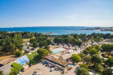 Camping Yelloh Village Belle Plage Bretagne Toerisme Strand Activiteiten Bretagne