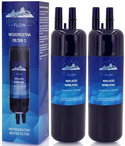 W10295370a Refrigerator Water Filter, Replacement for