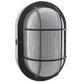 Jessen 11 4 High Black Led Bulkhead Outdoor Wall Light Outdoor Wall Lighting Bulkhead Light Wall Lights