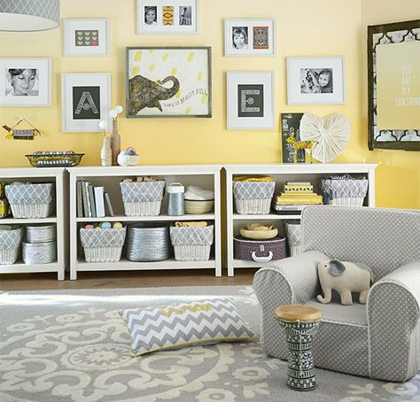 Keep your storage space stylish and functional!