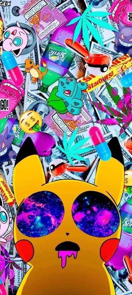 Wallpaper Tumblr Pinterest In 2020 Pop Art Wallpaper Trippy Wallpaper Graffiti Wallpaper