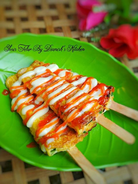 Resep Sosis Telur untuk Jualan | Resep sosis, Resep, Ide ...