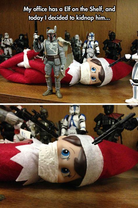 Elf On A Shelf | Elf, Elf on the shelf, Bad elf
