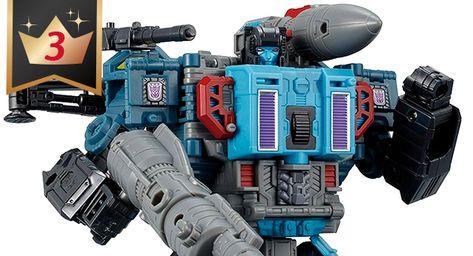 Transformers Generations Selects Deluxe Rouge Swoop Exclusive En stock