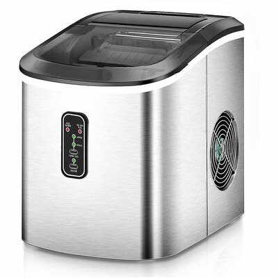 Top 10 Best Countertop Ice Maker In 2020 Reviews Ice Maker Machine Ice Maker Portable Ice Maker