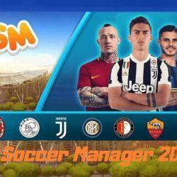 Osm 2019 Online Soccer Manager Android Mod Apk Download Management Games Soccer Soccer Skills