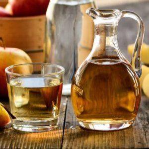 vinagre de sidra de manzana y próstata