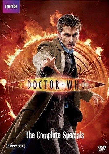 Doctor Who: The Complete Specials (Repackage/DVD) - Default