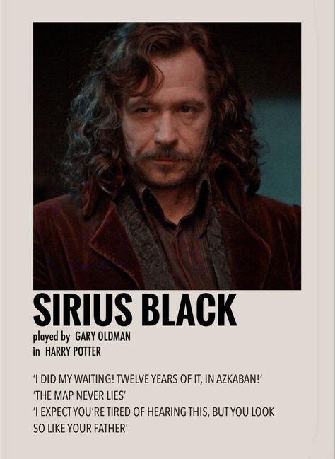 Sirius black by Millie