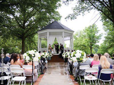 The Pavillion At Olde Towne Marietta Georgia Wedding Venues 1