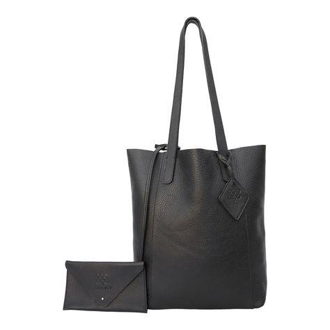 Reindeer Tote Bag Heavy Duty Multi Purpose PU Leather Tote Shoulder Bag With Zipper Closure Pocket,Handbag For Shopping,School,Work,Laptop