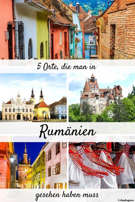 Rundreisen für Alleinreisende & Singlereisen in Rumänien