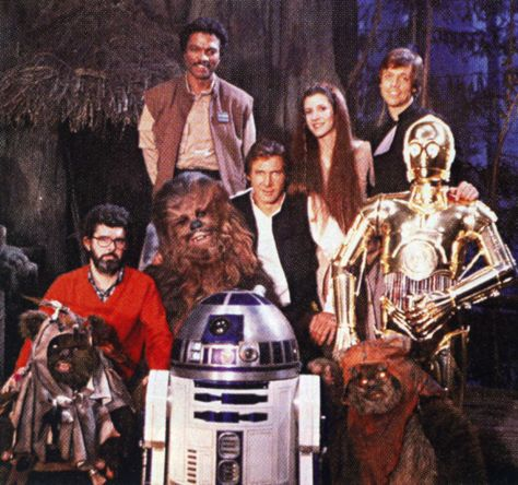 THE 'STAR WARS' ODYSSEY OF GEORGE LUCAS