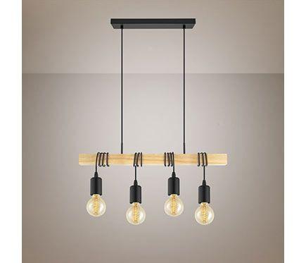 Lámpara Townshend Leroy Merlin Con
