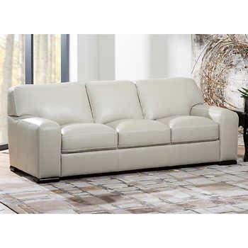Buckley Leather Sofa In 2020 Leather Sofa Living Room Leather Sofa Sofa Colors