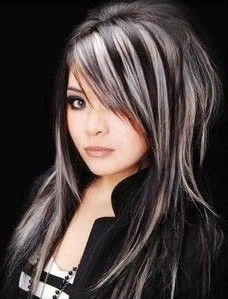 Best Silver Hair Coloring Photos - Style and Ideas - rewordio.us