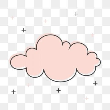 Cartoon Cute Clouds Rainbow Cute Clipart Ly Hand Painted Png Transparent Clipart Image And Psd File For Free Download In 2020 Cloud Stickers Cartoon Clouds Cloud Drawing