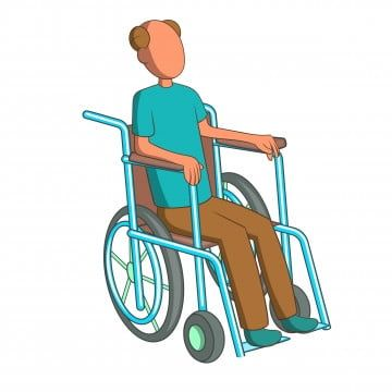 Man In Wheelchair Icon Cartoon Style Wheelchair Clipart Man Icons Style Icons Png And Vector With Transparent Background For Free Download Cartoon Styles Man Icon Cartoons Vector