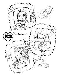 Kleurplaten K3 Zoekt K3.Pinterest Pinterest