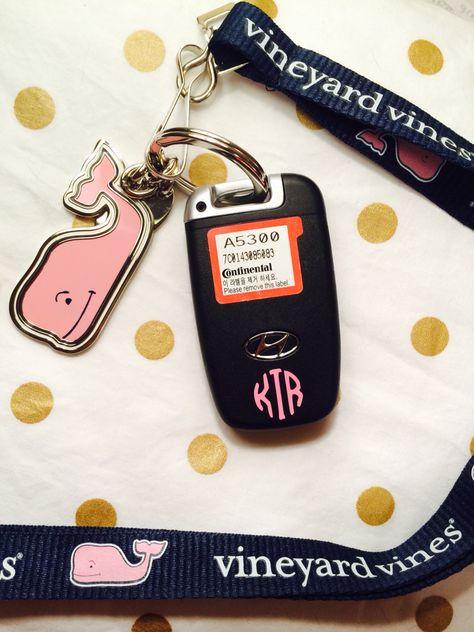 Preppy keys