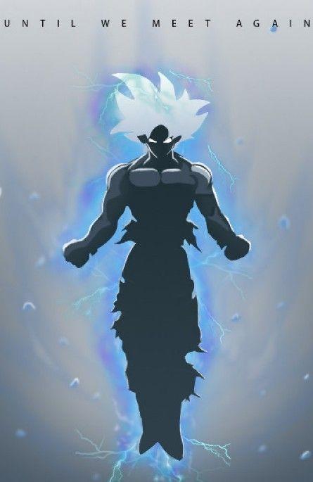 Goku Ultra Instinct Until We Meet Again Dragon Ball Super Dragon Ball Super Goku Anime Dragon Ball Super Dragon Ball Super Manga