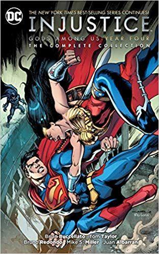 Download Pdf Injustice Gods Among Us Year Four The Complete Collection Free Epub Mobi Ebooks Superman Wonder Woman Dc Comics Superheroes Midtown Comics