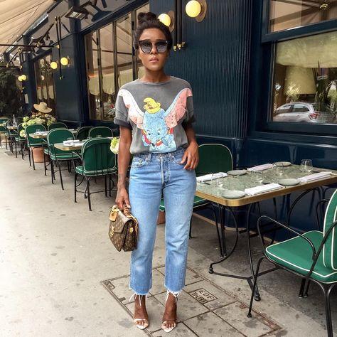 "17.1 k mentions J'aime, 247 commentaires - Samyjo Valentine (@samyjovalentine) sur Instagram : ""My New Dumbo T-shirt 🐘 @zara"""