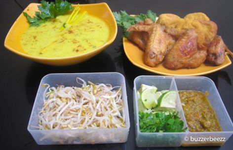 Resep Soto Kemiri Sotonya Wong Pati Resep Ayam
