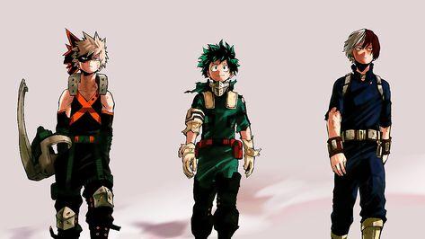 My Hero Academia Hd Wallpaper