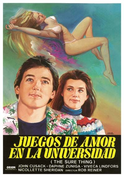 Juegos De Amor En La Universidad 1985 Tt0090103 Oblozhka