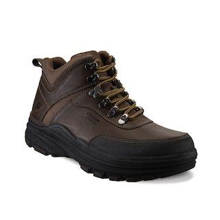 Skechers Relaxed Fit Relment Traven Men's Waterproof Boots