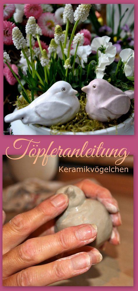 Photo of töpfern ideen ostern