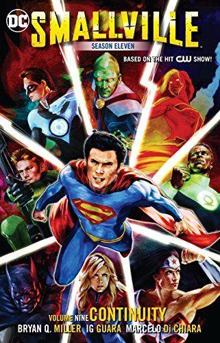 Smallville season 8: smallville season 8 episode 1.