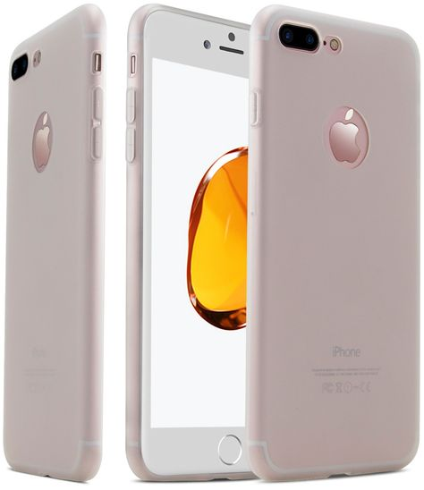 iPhone 7 Case iPhone 8 Case, HZ BIGTREE [0.6mm] Ultra Thin [ Perfect Slim Fit ] [Light Weight