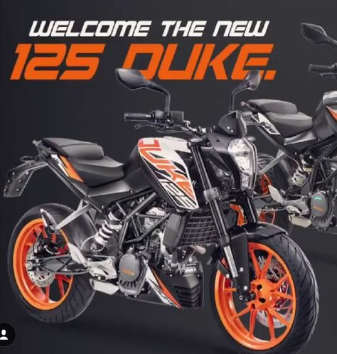 How Is The New Ktm Duke 125 Get The Specs Price Mileage And