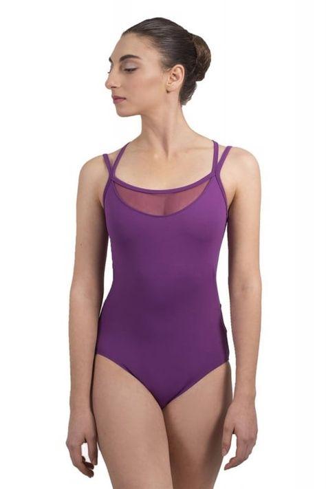 TEUTA LEOTARD - Basilica Dancewear  f77586c1c01