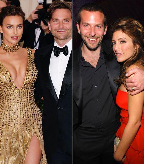 Bradley Cooper Relationship Timeline: Irina Shayk, Zoe Saldana & More