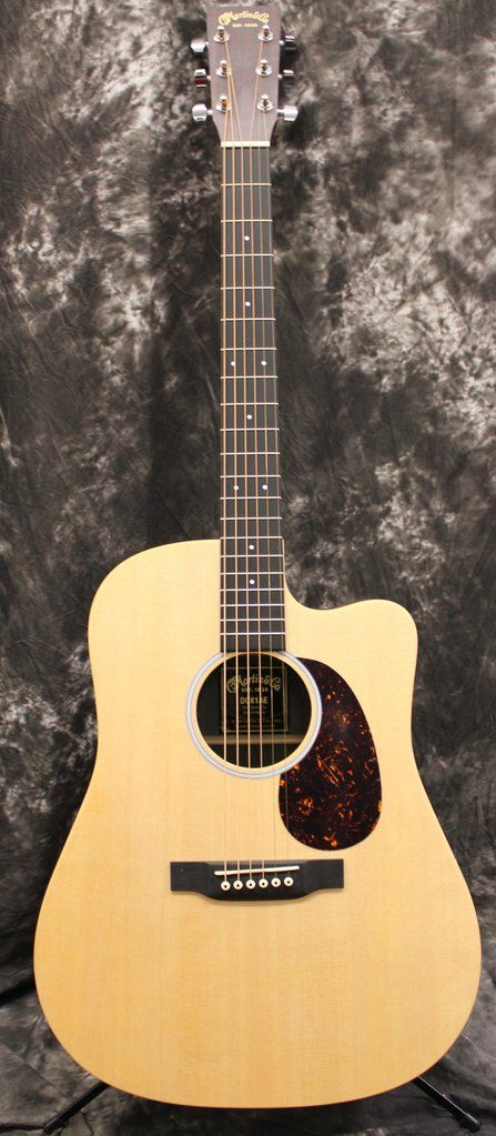 Martin Guitars For Sale >> Martin Dcx1ae Dreadnought Acoustic Electric Guitar Natural