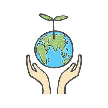 Human Hands Holding Globe With Plant On It Environmental Care And Social Responsibility Doodle Earth Icon Hand Drawn On White Background Natural Ecology Eco In 2020 How To Draw Hands Earth /m/02j71 human behavior h&m homo sapiens, hand holding png. human hands holding globe with plant on