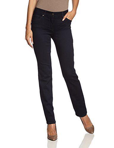 Gerry Weber Edition ladies straight leg jeans 769 Blue