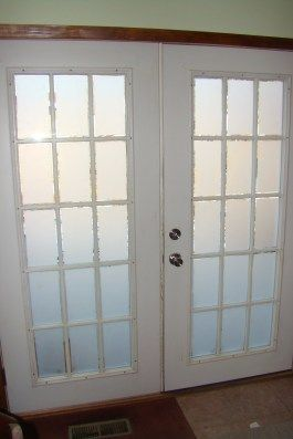 27 Best Planning Window Treatments For French Doors Glass