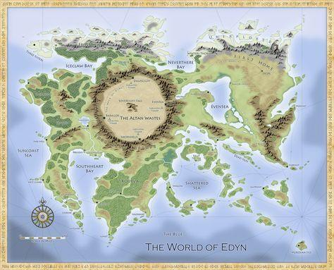 Profantasy\'s Map-making Journal » Blog Archive » Overland ...