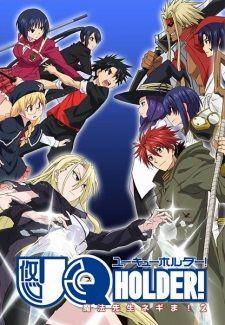 Uq Holder Mahou Sensei Negima 2 Bluray Bd Dual Audio Episodes 480p 720p English Subbed Download In 2020 Fall Anime Anime Anime Shows