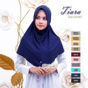 Jilbab Instant Tiara Jersey Zoya Jilbab Tiara Hijab Instan